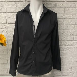 G by Guess Button Down Shirt Size M